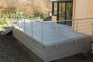terrasse bois ipe ou composite wraste