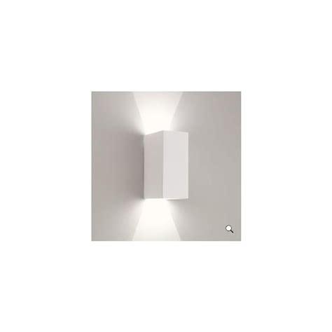 astro 0886 parma 2 light wall light plaster