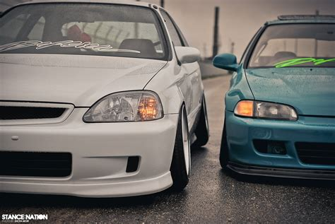 honda  civic tuning custom wallpaper