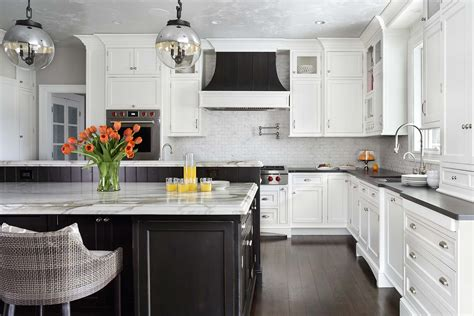 black kitchen cabinets with floors summit nj ii valerie grant interiors 9296