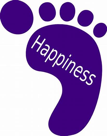 Happiness Right Foot Clip Clipart Cliparts Clker