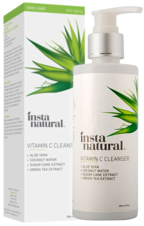 Amazon.com: InstaNatural Vitamin C Serum with Hyaluronic