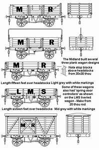 Midland Railway History And Livery Notes