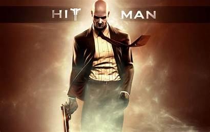 Action Hitman Games Cool Screensaver Hdwallpaperfun