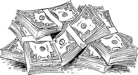 money clipart black and white best money clipart black and white 13895 clipartion