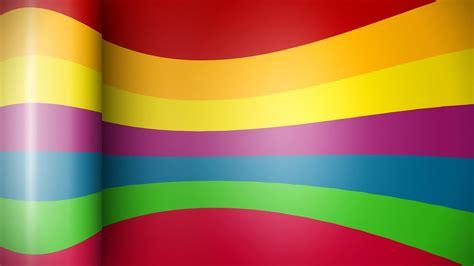 Rainbowfest Wallpaper Photoshop Tutorial Youtube