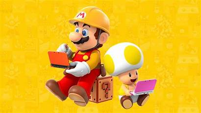 Mario Maker Super Nintendo 3ds 1080 Wallpapers