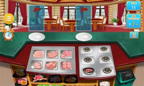tablette cuisine cook kitchen fever master cook pour android à télécharger