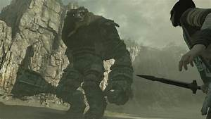 Shadow of the Colossus PS4: Colossus #1 Valus Boss Fight ...