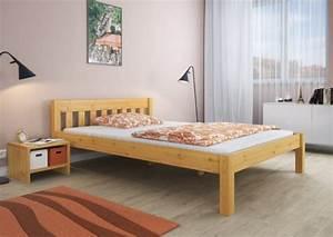 Bett Kiefer 140x200 : einzelbett jugendbett 120x200 futonbett kieferbettgestell massivholz natur rollrost ~ Whattoseeinmadrid.com Haus und Dekorationen