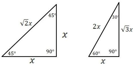 Solving A 30-60-90 Right Triangle
