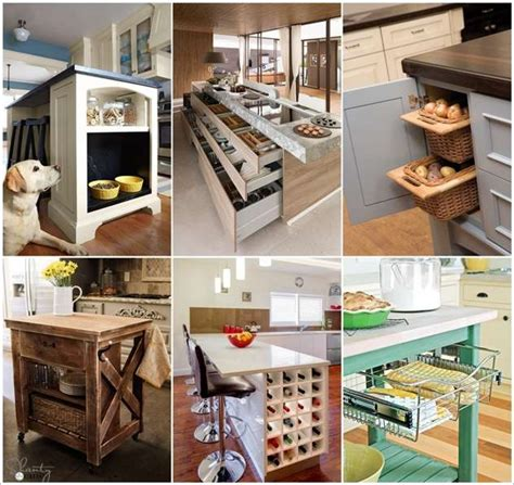 clever kitchen design 15 clever kitchen island hacks to make it more functional 2250