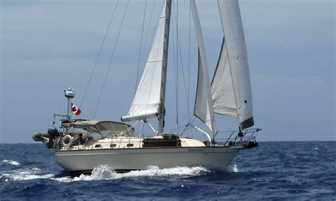 cutter rig sailboat   choice  offshore