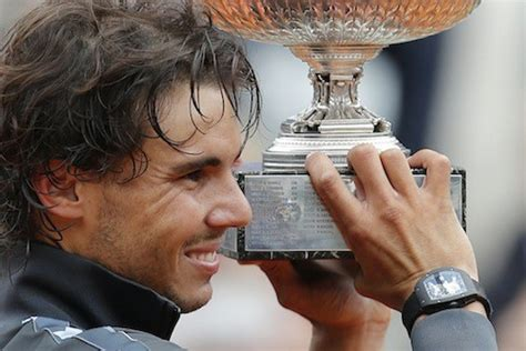 Nadal's £250,000 watch stolen during French Open — RT Sport News