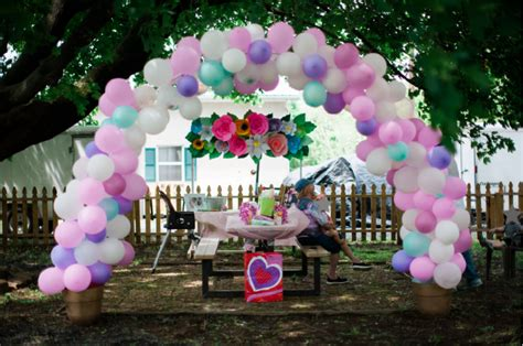 Diy Balloon Arch Without Frame