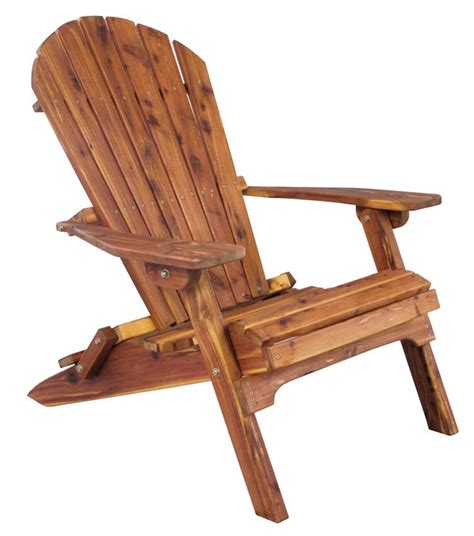 amish adirondack folding chair