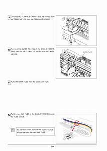 Roland Versacamm Sp 540v Service Notes Manual
