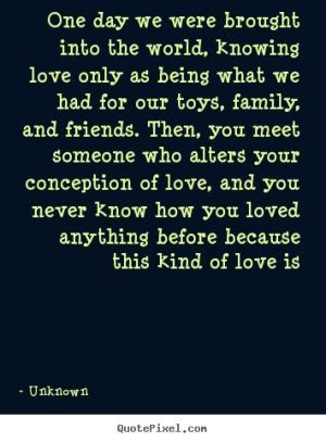 Friends Then Lovers Quotes