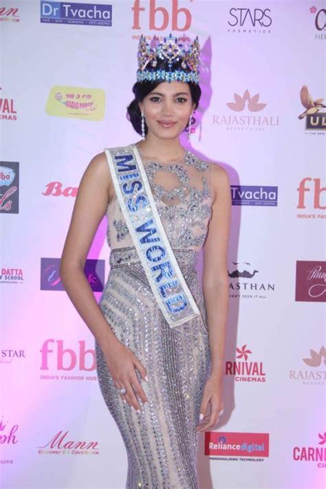 haryana girl manushi chhillar  femina  india world