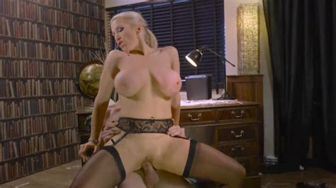 Wonderful Scenes Of Heavy Sex At Work With Busty Rebecca