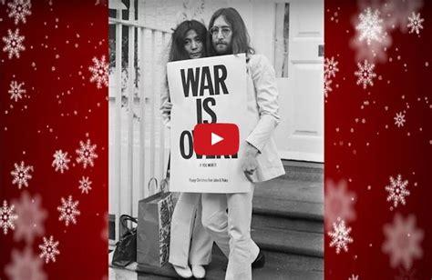 Happy Lennon Testo by Canzone Di Natale Lennon Testo Happy War Is