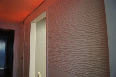 wavy styling panels