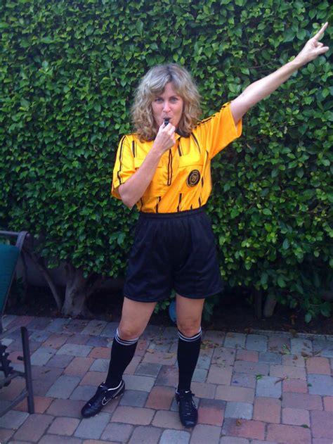 AYSO Soccer Referee