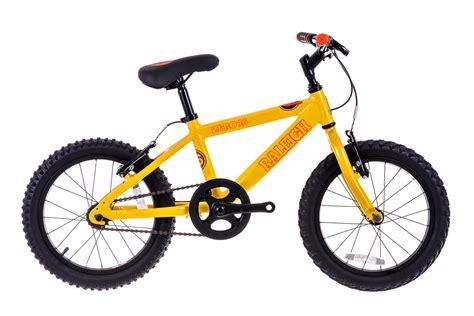 raleigh   kids bike  terrain cycles