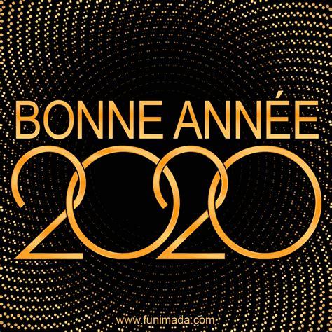 bonne annee  gif hd happy  year gif  french