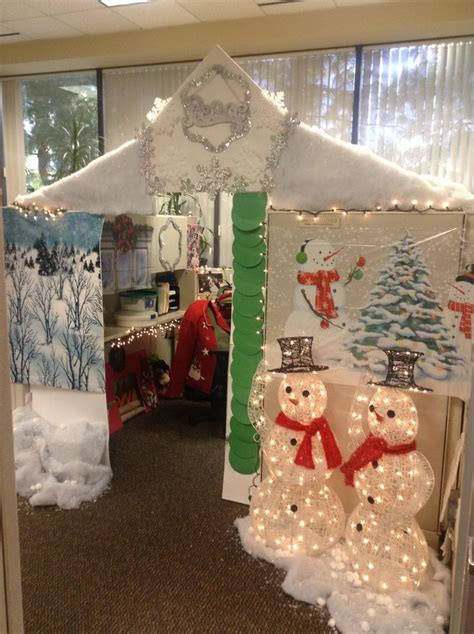 17 Best Images About Christmas In The Office On Pinterest