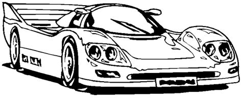 race car coloring pages coloring pages  kids
