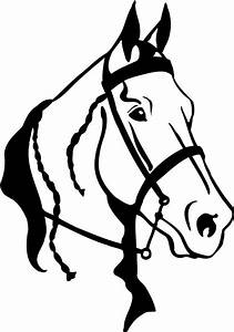 Horse Head Clipart | Clipart Panda - Free Clipart Images