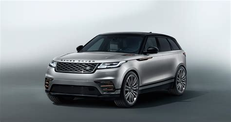 2018 Range Rover Velar Is A No-holds-barred Luxury Suv