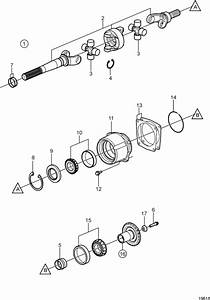 Bearing Carrier And U