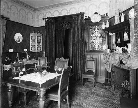 la salle manger de mme david morrice montr al qc 1899
