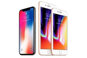 new iphone apple introduces the new iphone 8 and iphone x