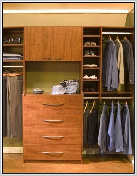 reach in closet organizers do it yourself home design ideas
