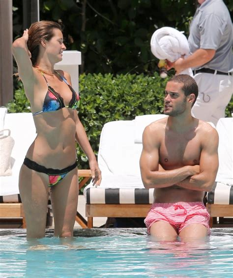 jose feliciano bikini malena costa photos mario suarez and malena costa relax