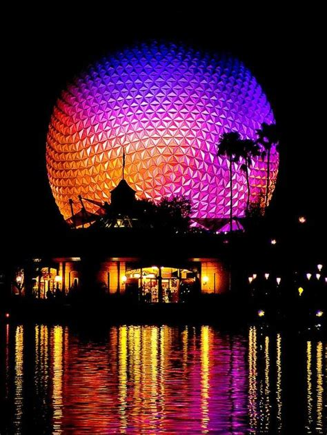 disney world light show walt disney world resort epcot i love the world light