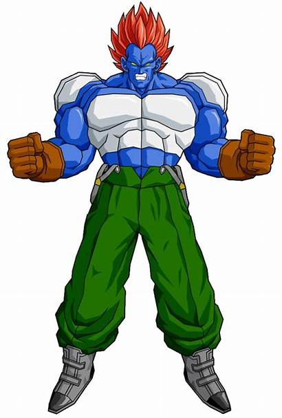 Android Dragon Ball Dbz Androide Deviantart Vs