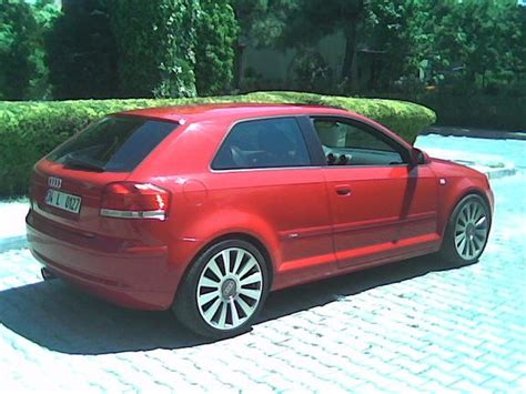 Audi A3 Modification by Memo27 2004 Audi A3 Specs Photos Modification Info At
