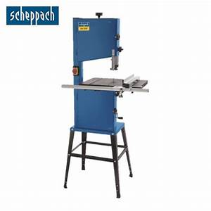 SCHEPPACH - 12 Band Saw Tools4Wood