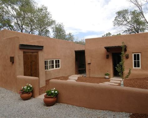 Adobe Houses Home Design Ideas, Pictures, Remodel And Decor