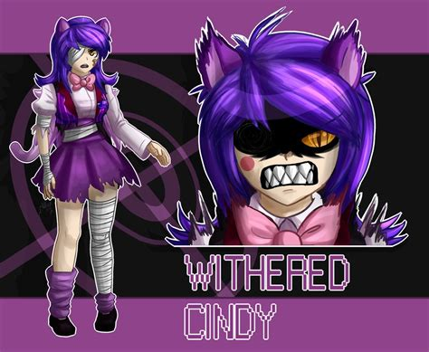 Withered Cindy By Wolf-con-f On Deviantart