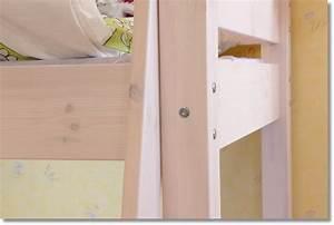 Etagenbett Komplett Mit Matratze : etagenbett hochbett massiv kiefer wei lackiert lattenrollrost matratze r2054wksven ~ Markanthonyermac.com Haus und Dekorationen