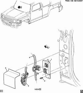 Wiring Diagram For 2007 Hummer H3