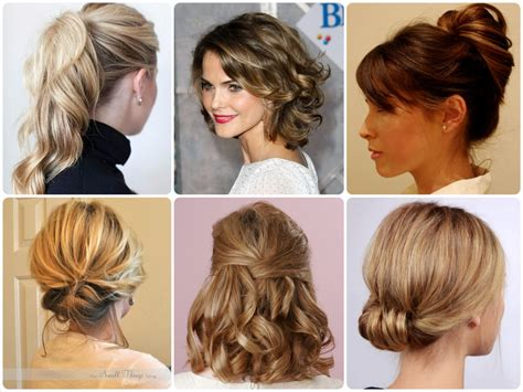 Glamorous (easy) Party Hairstyles (esp For Older Women