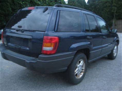 navy blue jeep grand cherokee 2002 jeep grand cherokee 4x4 93k navy blue leather