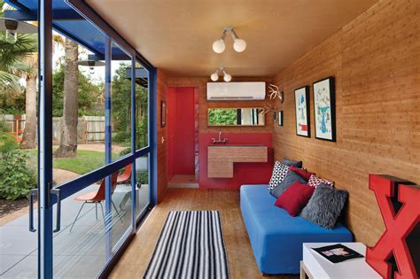 interior design shipping container homes shipping container guest house by jim poteet architecture design