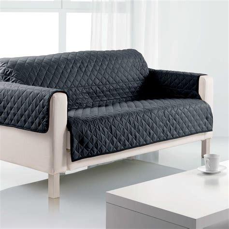 protege canapé 3 places protège canapé 3 places linge de lit noir kiabi 20 00